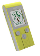 Soeks Defender Geiger Counter / Radiation Detector